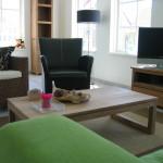 Vakantiehuis Okidoki Schoorl woonkamer