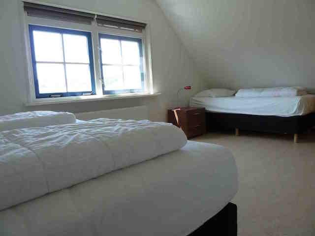 vakantiehuis-schoorl-okidoki-slaapkamer
